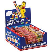 Haribo Mega Roulette display 24 τεμαχίων
