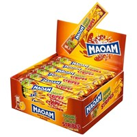 Maoam Giant Stripes Cola display 60 τεμαχίων