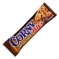 Corny Cookies - Dark Chocolate 50g display 24 τεμαχίων