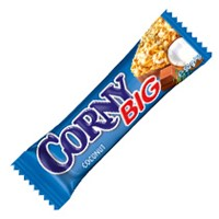 Corny Coconut 50g display 24 τεμαχίων