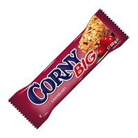 Corny Cranberry 50g display 24 τεμαχίων