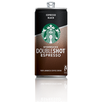Starbucks Doubleshot Black Espresso 200ml
